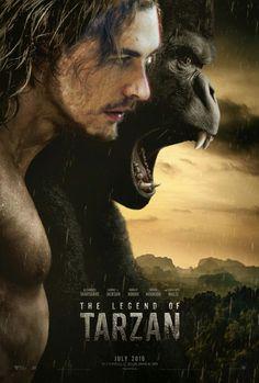 Hozier as Tarzan by me