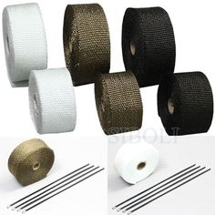 Motorcycle Motocross Exhaust Pipe Header Heat Wrap     Buy at -> https://salecurrents.com/motorcycle-motocross-exhaust-pipe-header-heat-wrap/ For 25.16 USD    For More Items Visit www.salecurrents.com    FREE Shipping Worldwide!!!