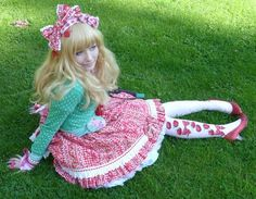 Srawberry Sweet Lolita