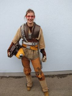 Rebel Legion :: Viewing costume :: Princess Leia Boushh disguise
