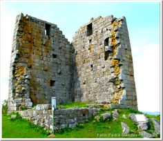 Torre ou Castelo de Vilharigues - Viseu