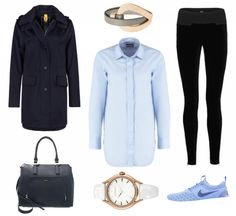 #Herbstoutfit Sporty ♥ #outfit #Damenoutfit #outfitdestages #dresslove