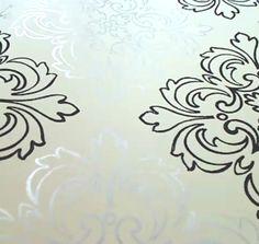 Dirk's NIghtclub Damask Wallpaper [KIL-13305] : Designer Wallcoverings