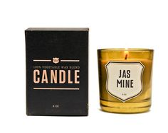 Well played design wise. So many nice things going on this candle. Could it double as a Hostess gift??!??
