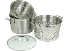 Simply Calphalon 8-qt. Multipurpose Stockpot   Cooking.com