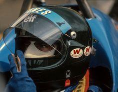 Jacques Laffite (Belgium 1982) by F1-history.deviantart.com on @DeviantArt