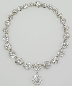 The Coronation Necklace for the Queen's Jubilee