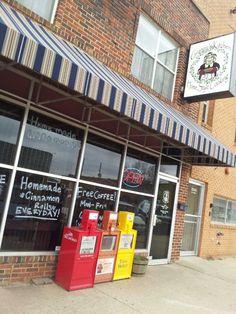 Granny's Kitchen in Stillwater, OK.  ~ 15 Best 'Hole In The Wall' Restaurants In Oklahoma.
