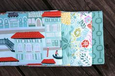 Kate Spain's Grand Canal Fabric