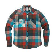Work Shirt - Plaid Flannel