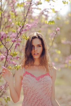 Spring portraits.  Photographer: Joshua Allen Green