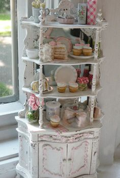 Shabby chic at its best.