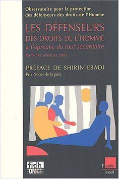 Télécharger Livre FIDH : Rapport 2003 : Les Défenseurs des droits de l'homme Ebook Kindle Epub PDF Gratuit