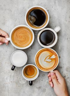 Great ways to make authentic Italian coffee and understand the Italian culture of espresso cappuccino and more! Coffee Is Life, Coffee Love, Coffee Art, Best Coffee, Coffee Cups, My Coffee Shop, Coffee Stock, Cappuccino Coffee, Irish Coffee