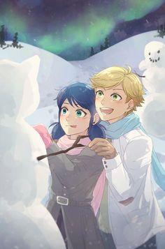 Hazme un muñeco de nieve...