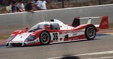 1993 Toyota TS 010 Toyota (3.500 cc.) (A) Eddie Irvine Masanori Sekiya Toshio Suzuki