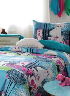 Moomins Bedding - Random/ Used to LOVE the Moomins! Moomin Mugs, Tove Jansson, Moomin Valley, Hygge Home, Joko, Kids House, Luxury Living, Soft Furnishings, Home Textile