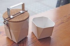 this is the lunch box that I must have  tiffin box [lorea sinclaire]