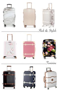 Carry-on Luggage for Every Style   Budget 24795881a0723