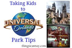 Universal Studios with Kids. Tips and suggestions plus a free printable of rides by height requirement.