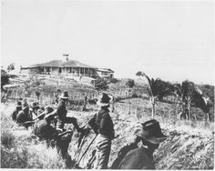 el gran blocao de la colina – el objetivo principal de las tropas enemigas