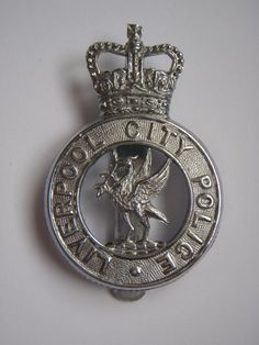 Pass the Police Academy Test Liverpool History, Liverpool Home, Vintage Helmet, Police Badges, King John, Honor Guard, Police Academy, Queen Crown, Military Police