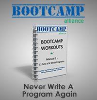A Winner Of A Bootcamp Workout | Bootcamp Ideas
