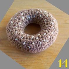 Still Vauriens » Tuto: La dinette en crochet #14 Le bagel