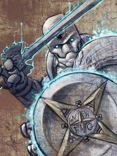 Warforged Everything!!!