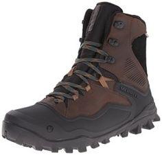 Merrell Men s Fraxion Shell 8 Winter Hiking Boot ba2e4d349cd9f