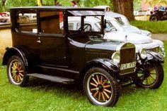 Carros ícones                            Ford Model T