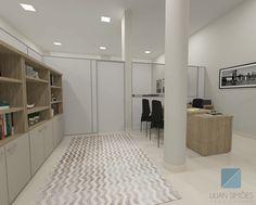 Cartório Peabiru com mobiliário corporativo
