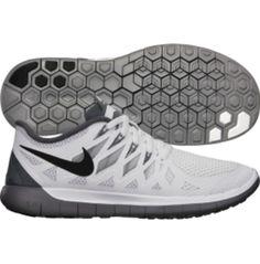 Nike Women's Free 5.0 Running Shoe - White/Black | DICK'S Sporting Goods