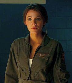 Blake Lively as Carol Ferris in Green Lantern (2011)