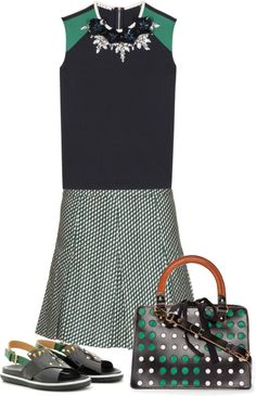 """""""MARNI EDITION"""" by bodangela ❤ liked on Polyvore"""