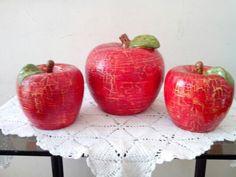 Manzanas  Crqueladas