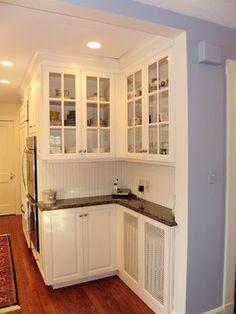 Fresh Radiator Under Kitchen Cabinet