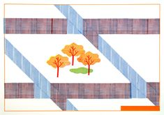 Aurelien Debat, illustrator, and Marc Kauffman, Architect= Tamponville