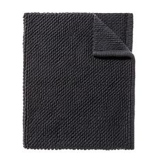 Grenada Bath Mat Coal