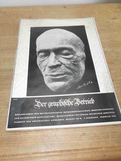 Cover Der graphische Betrieb, 9. Jahrgang, Heft 2, Februar 1934