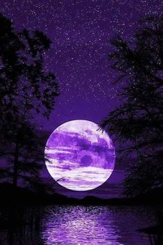 Purple Haze on the moon Purple Love, All Things Purple, Purple Rain, Shades Of Purple, Purple Stuff, Dark Purple, Pink, Moon Pictures, Pretty Pictures