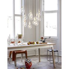 Adaptable table | Dining tables | Furniture | Shop | Skandium