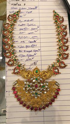 Long necklace 149 GMs
