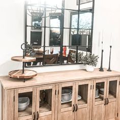 """Toscana 75"""" Buffet 