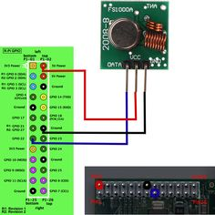 Controlling 433MHz RF outlets with Android devices