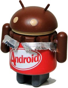 '4.4 KitKat Normal' by HitMit custom Android.
