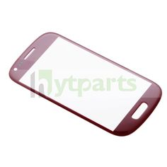 Samsung cell phone parts-Front Outer Screen Glass Lens Replacement for Samsung Galaxy S3 Mini  If your touch panel gets scratched, broken or cracked, this replacement part may be a perfect solution