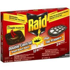 Raid Max Spider and Scorpion Killer, 12-Ounce by Raid. $9.99. Raid ...