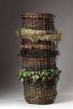 Willow Hedge Row Vase