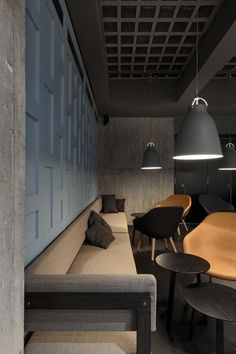Restaurant Farang / Futudesign #interior #restaurant